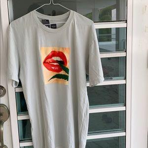 Huf worldwide tshirt